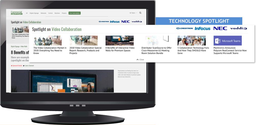 Ce Pro Technology Spotlight